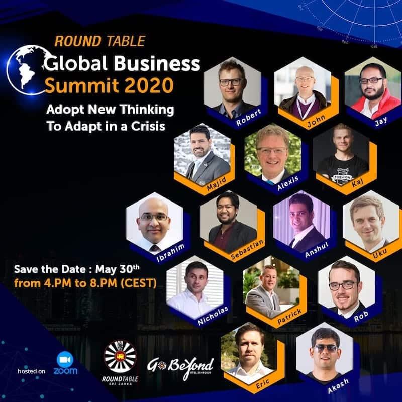 Alexis as speaker at RTI Global Biz Summit on productivity